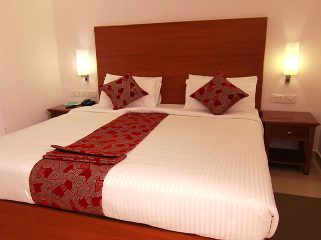 best three star hotel alleppey